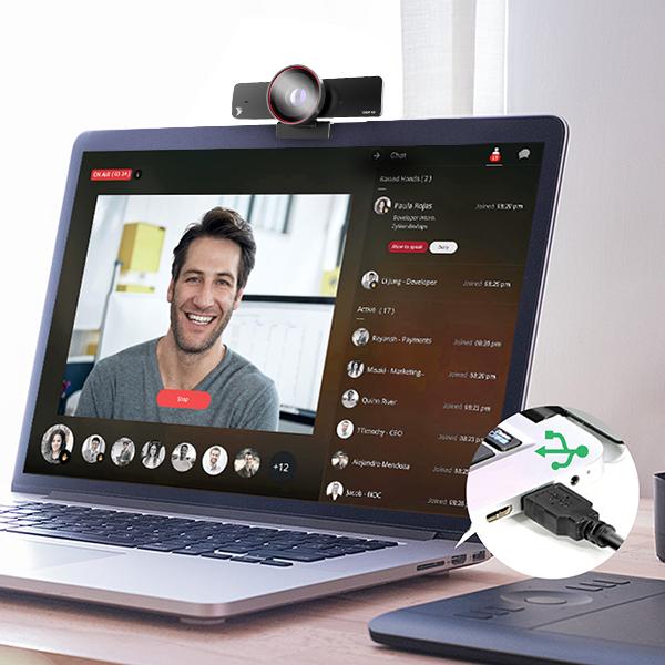 Focus 100 Webcam_Plug & Play