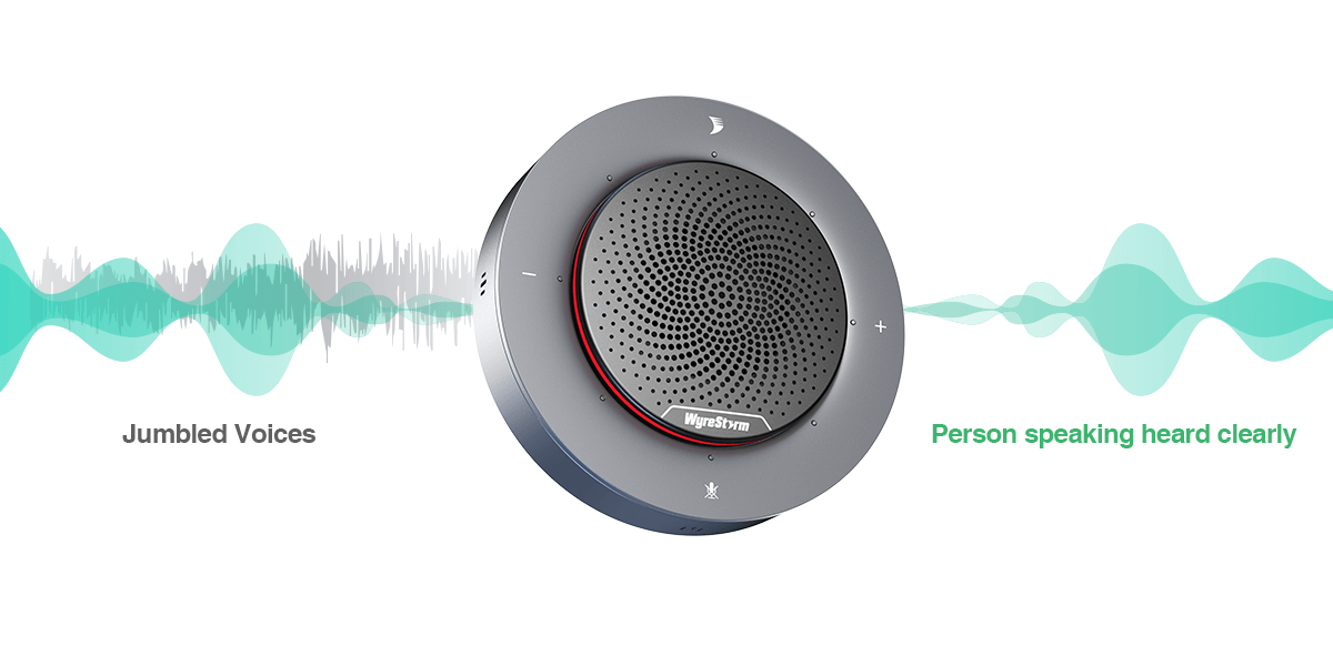 Halo 30 Speakerphone_DELIVER CRYSTAL-CLEAR CLARITY