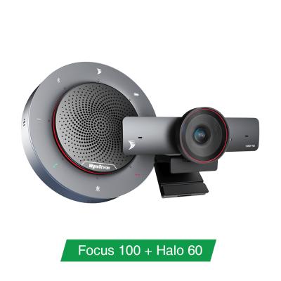 WyreStorm Focus 100 Webcam + Halo 60 Speakerphone_Home Office Kit