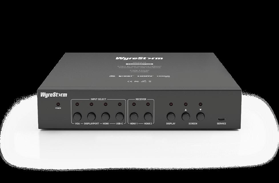 WyreStorm Presentation Switcher SW-510-TX (17)