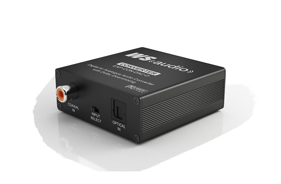 Wyrestorm-Audio Converter-EXP-CON-DAC-D 1